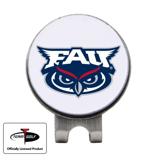 Classic Florida Atlantic Owls Hat Clip