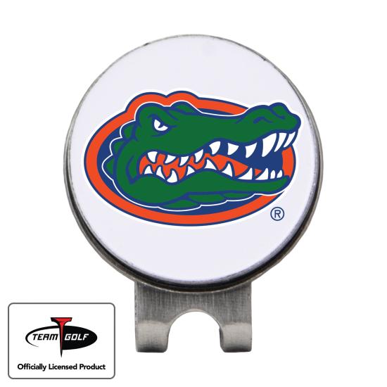 Classic Florida Gators Hat Clip