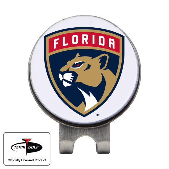 Classic Florida Panthers Hat Clip