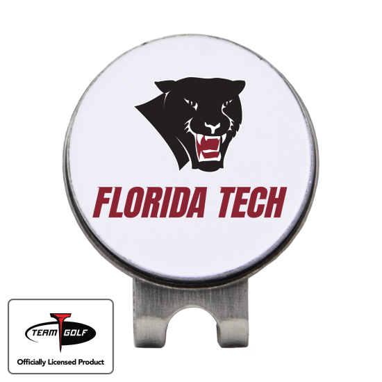 Classic Florida Tech Panthers Hat Clip