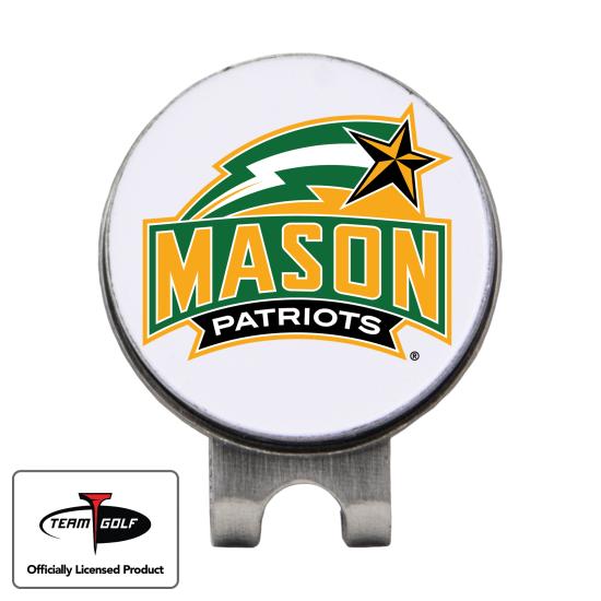 Classic George Mason Patriots Hat Clip