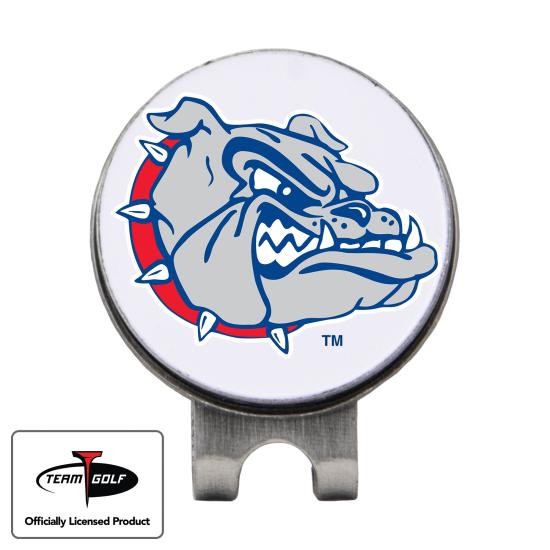 Classic Gonzaga Bulldogs Hat Clip