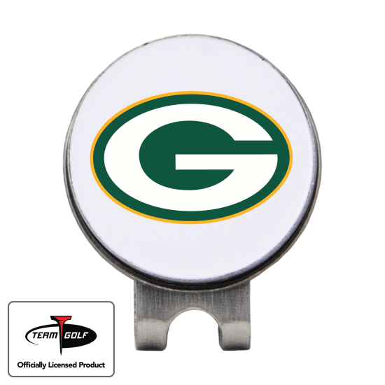 Classic Green Bay Packers Hat Clip