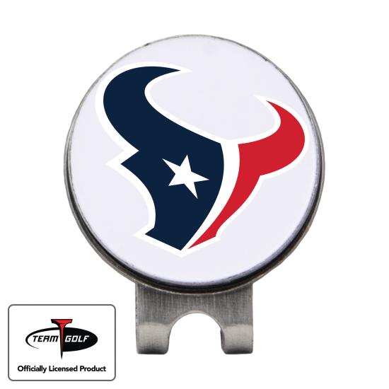 Classic Houston Texans Hat Clip