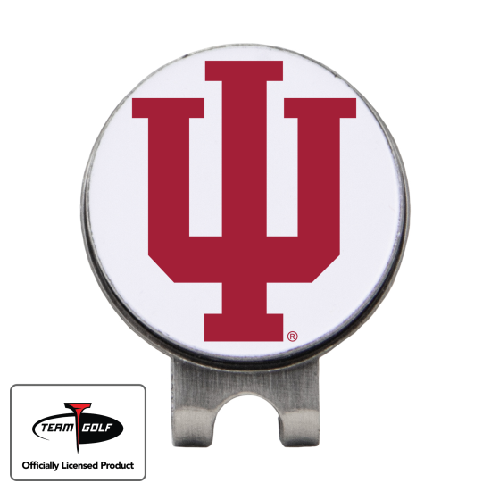 Classic Indiana Hoosiers Hat Clip