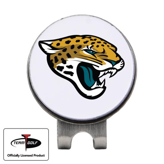 Classic Jacksonville Jaguars Hat Clip