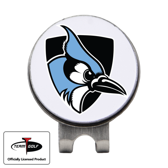 Classic Johns Hopkins Blue Jays Hat Clip
