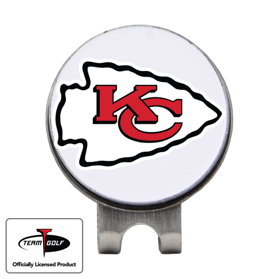 Classic Kansas City Chiefs Hat Clip