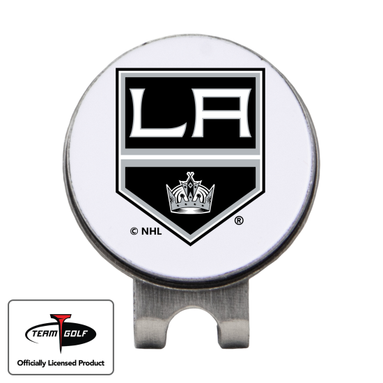 Classic Los Angeles Kings Hat Clip