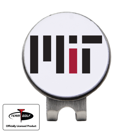 Classic MIT - Massachusetts Institute of Technology Hat Clip