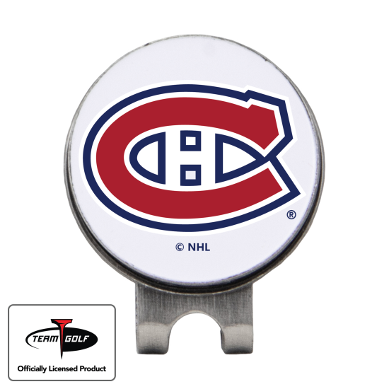 Classic Montreal Canadiens Hat Clip