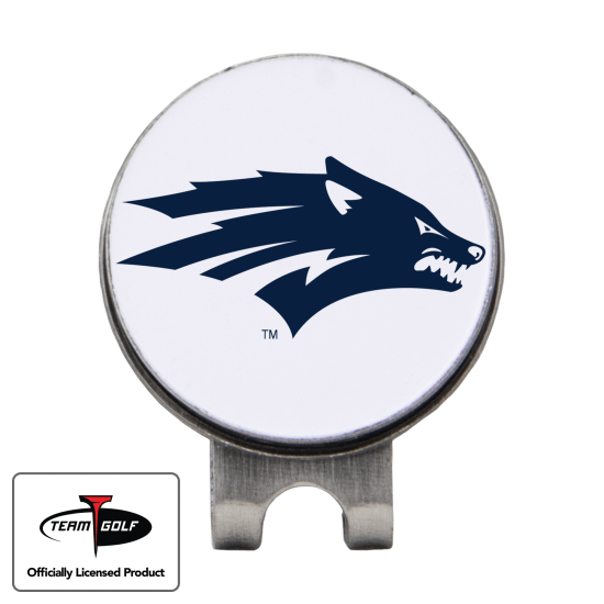 Classic Nevada Wolfpack Hat Clip