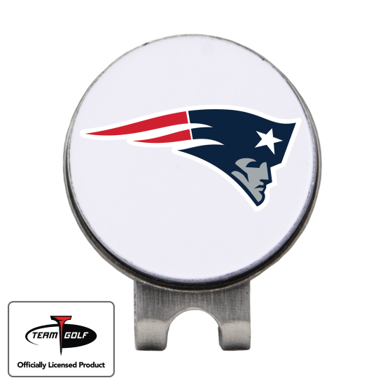 Classic New England Patriots Hat Clip