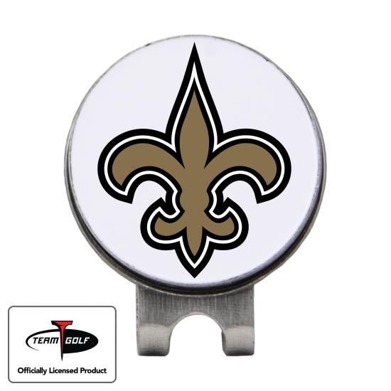 Classic New Orleans Saints Hat Clip