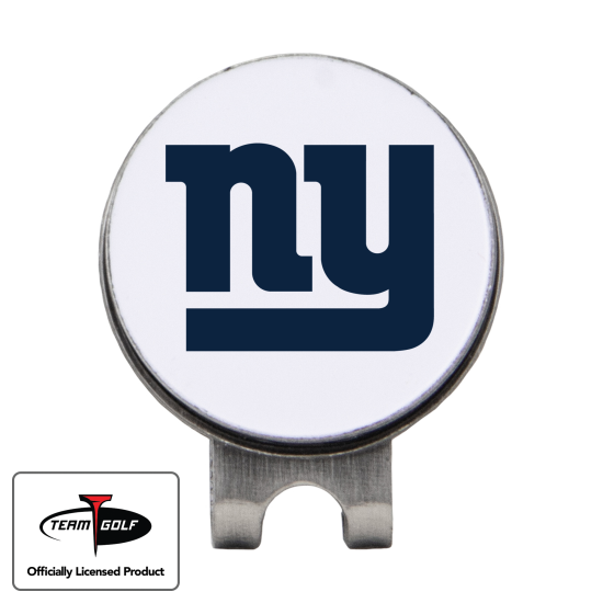 Classic New York Giants Hat Clip