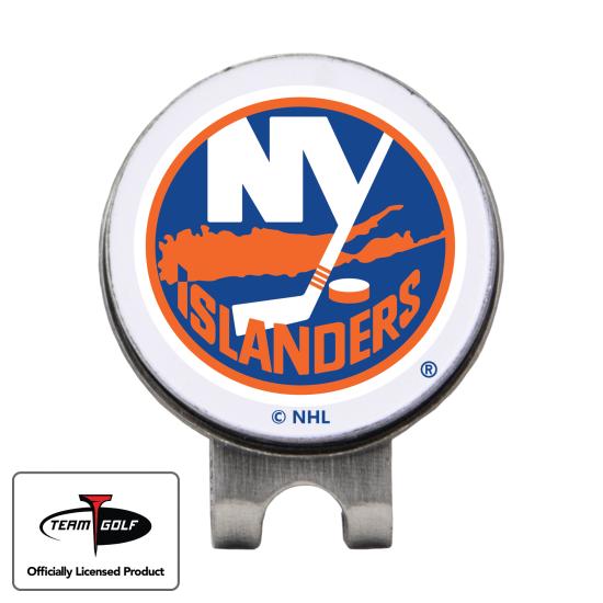 Classic New York Islanders Hat Clip
