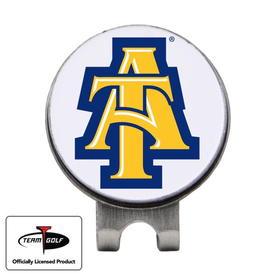 Classic North Carolina A&T Aggies Hat Clip