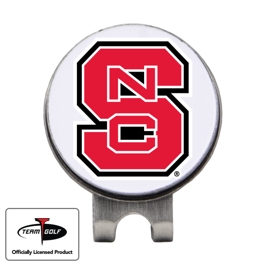 Classic North Carolina State Wolfpack Hat Clip
