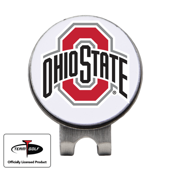 Classic Ohio State Buckeyes Hat Clip