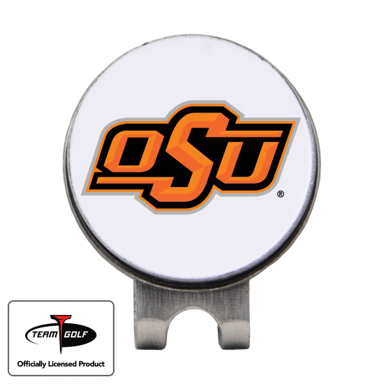 Classic Oklahoma State Cowboys Hat Clip