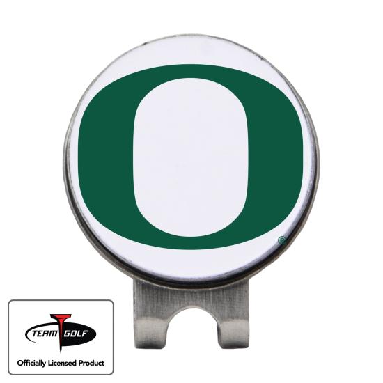 Classic Oregon Ducks Hat Clip