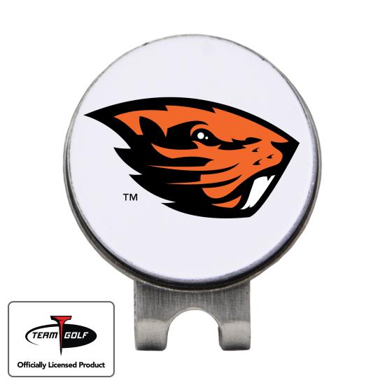 Classic Oregon State Beavers Hat Clip