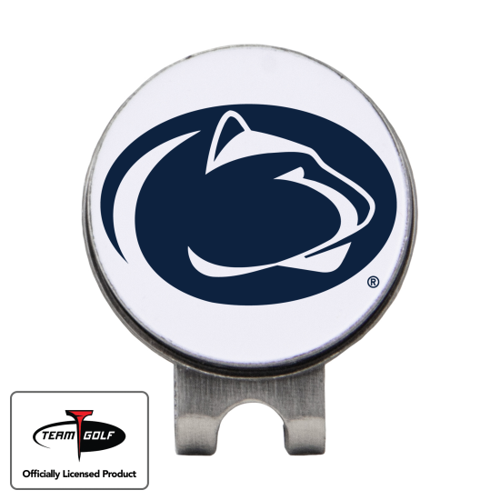 Classic Penn State Nittany Lions Hat Clip