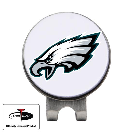 Classic Philadelphia Eagles Hat Clip
