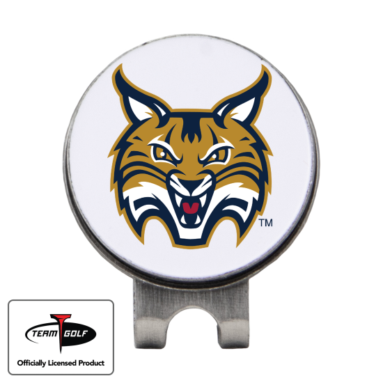 Classic Quinnipiac Bobcats Hat Clip