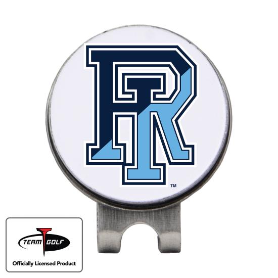 Classic Rhode Island Rams Hat Clip