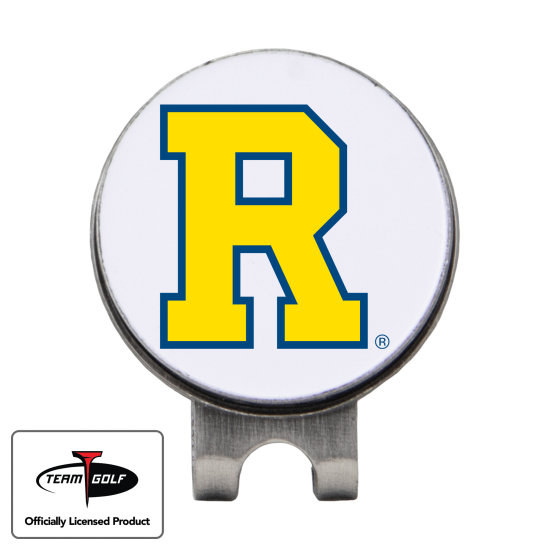 Classic Rochester Yellowjackets Hat Clip