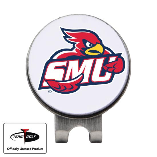 Classic Saint Mary's of Minnesota Cardinals Hat Clip