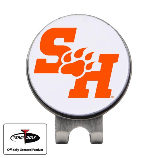 Classic Sam Houston State Bearkats Hat Clip