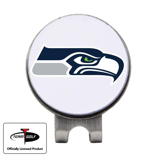 Classic Seattle Seahawks Hat Clip