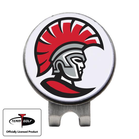 Classic Tampa Spartans Hat Clip
