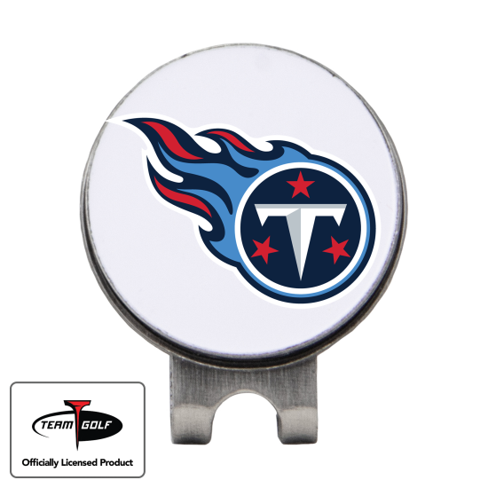 Classic Tennessee Titans Hat Clip