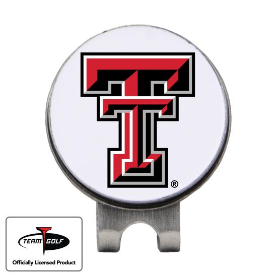 Classic Texas Tech Red Raiders Hat Clip