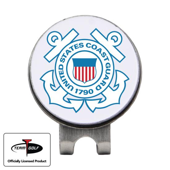 Classic US Coast Guard Hat Clip