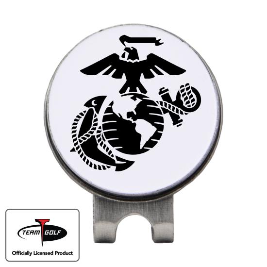 Classic US Marine Corps Hat Clip