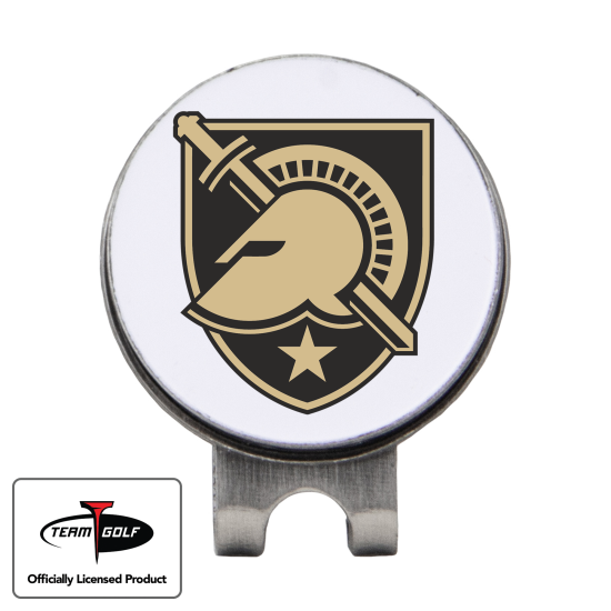 Classic Army West Point Black Knights Hat Clip