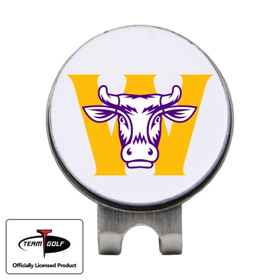 Classic Williams College Ephs Hat Clip