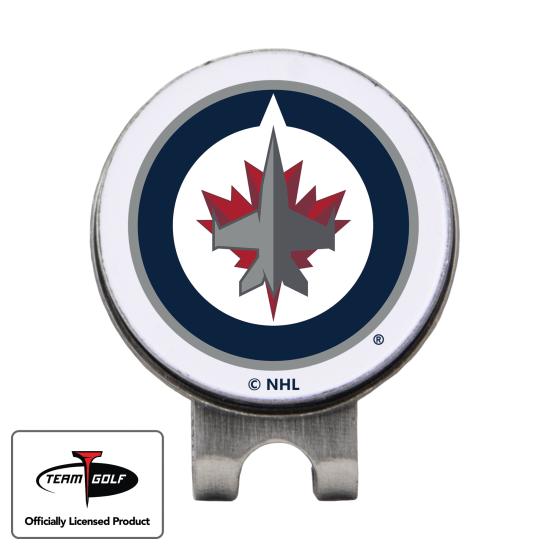 Classic Winnipeg Jets Hat Clip