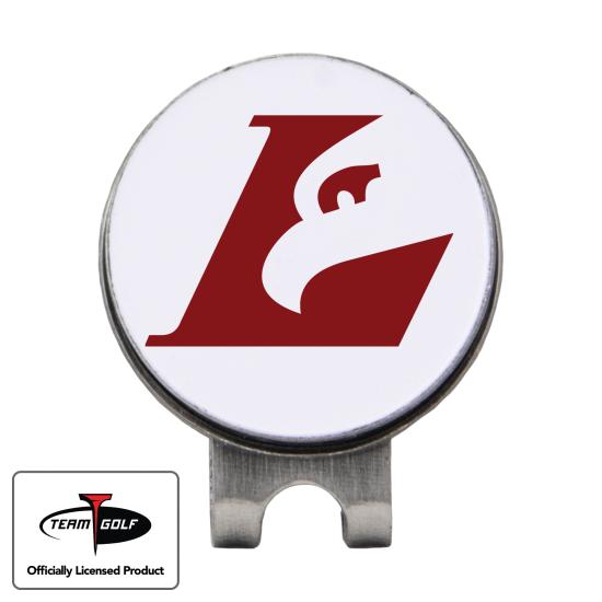 Classic Wisconsin La Crosse Eagles Hat Clip