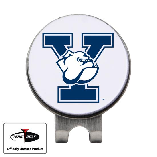 Classic Yale Bulldogs Hat Clip